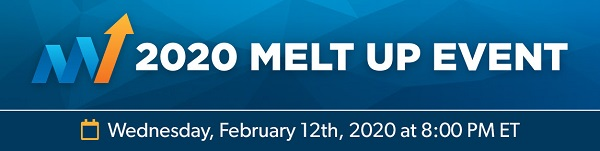 The Melt Up Event 2020