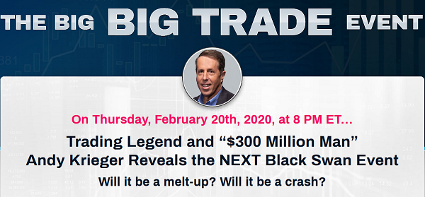 Andy Krieger's Big Trades Strategy Review
