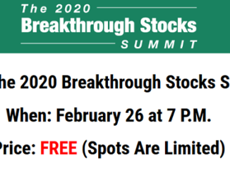 2020 Breakthrough Stocks Summit