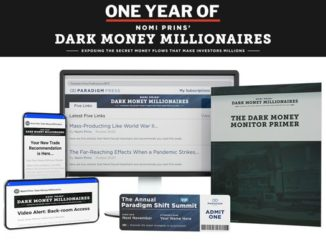 Nomi Prins Dark Money Millionaires Review