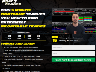 Kyle Dennis Fast5 Trades – Five days for fast profits