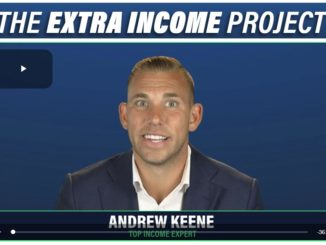 Andrew Keene's Project 303- The Extra Income Project