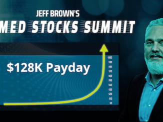 Jeff Brown Timed Stock Summit