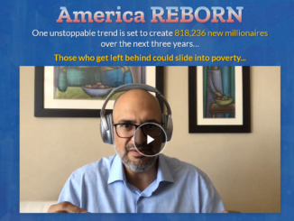 America Reborn Teeka Tiwari Blockchain Stocks Exposed