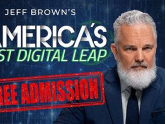 Jeff Brown's America's Last Digital Leap Event