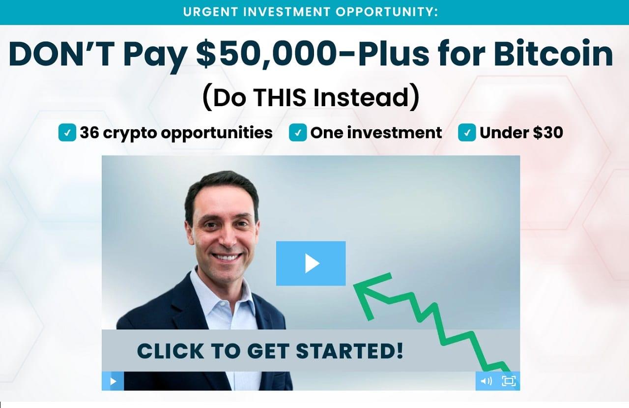 Marc Lichtenfeld #1 Crypto Stock
