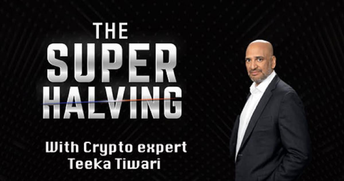 Teeka Tiwari Super Halving Summit