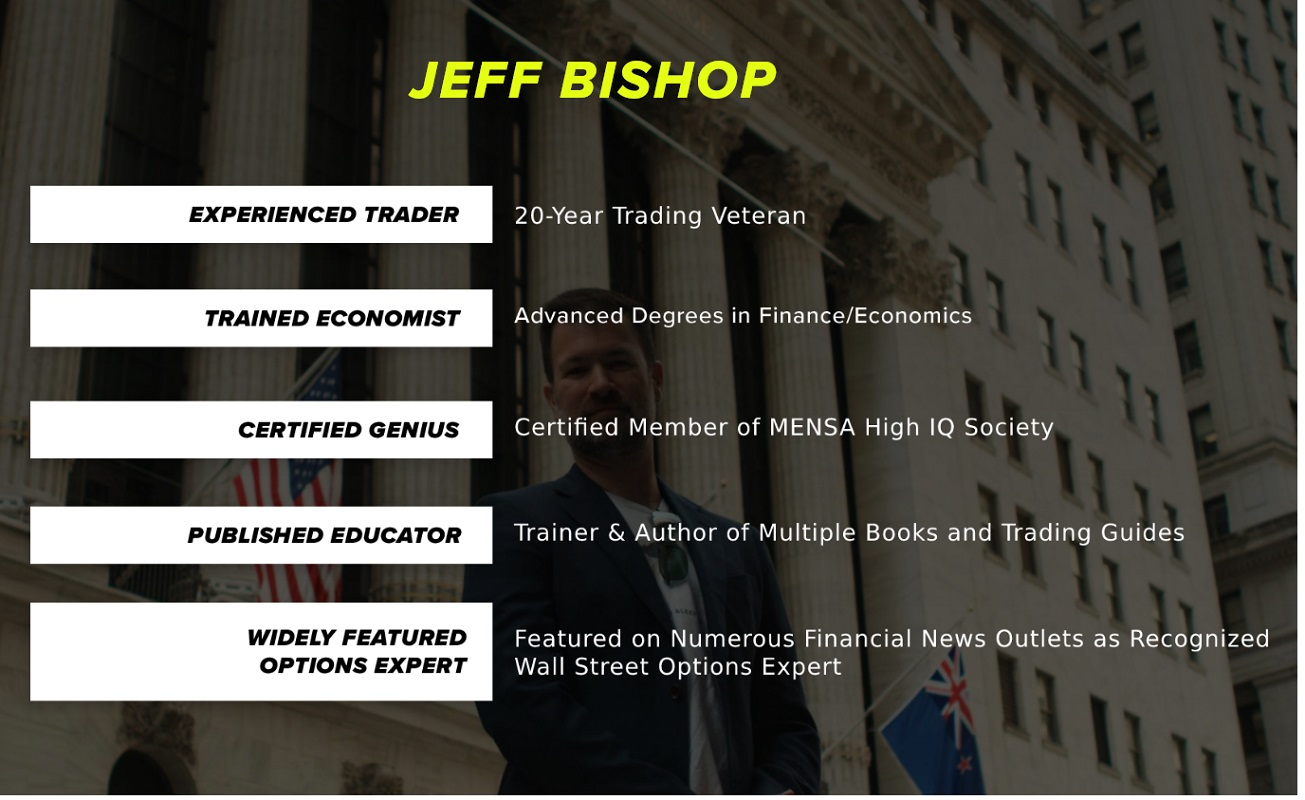 Jeff Bishop Options Trading Workshop