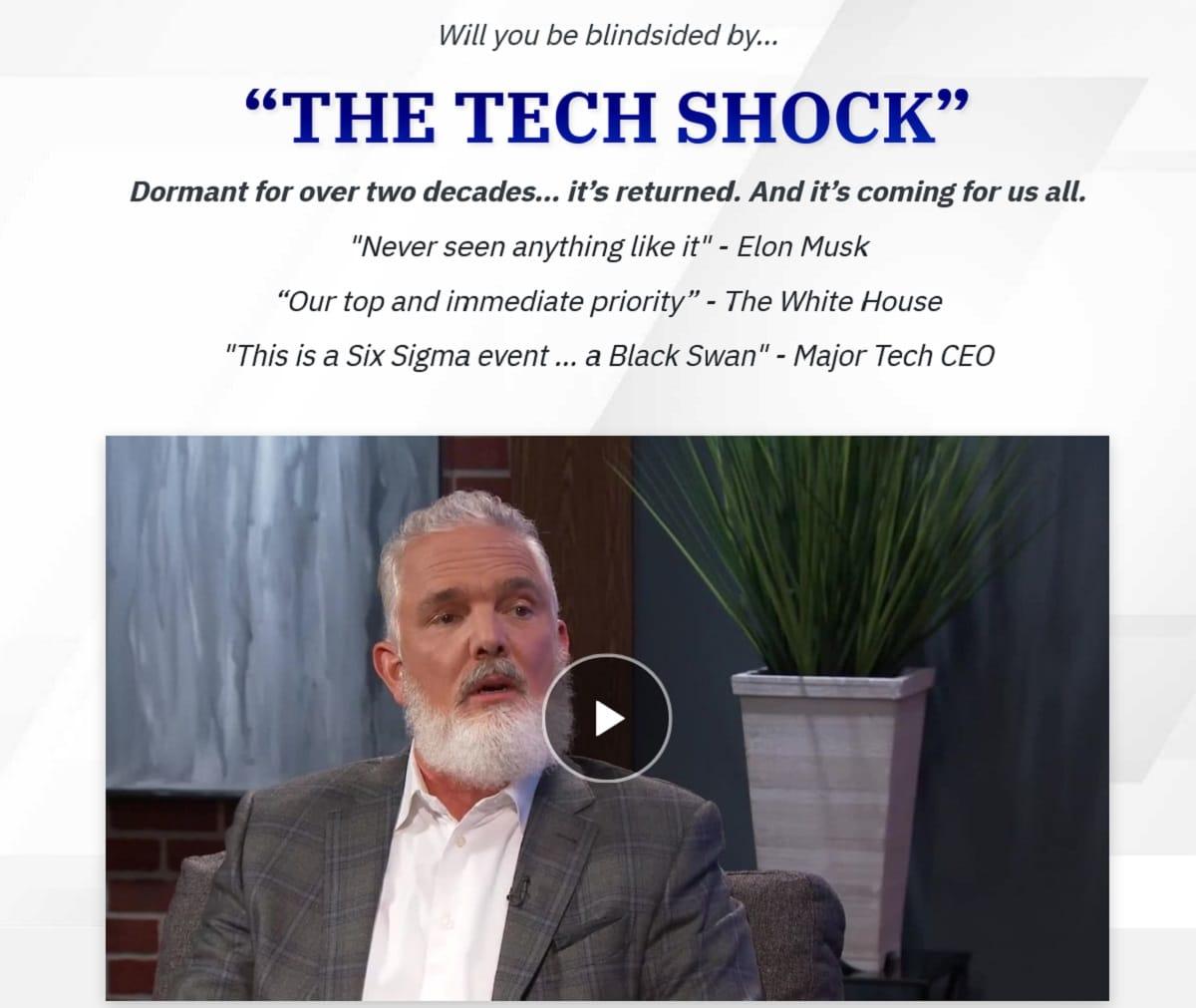 Jeff Brown's Tech Shock Portfolio Review
