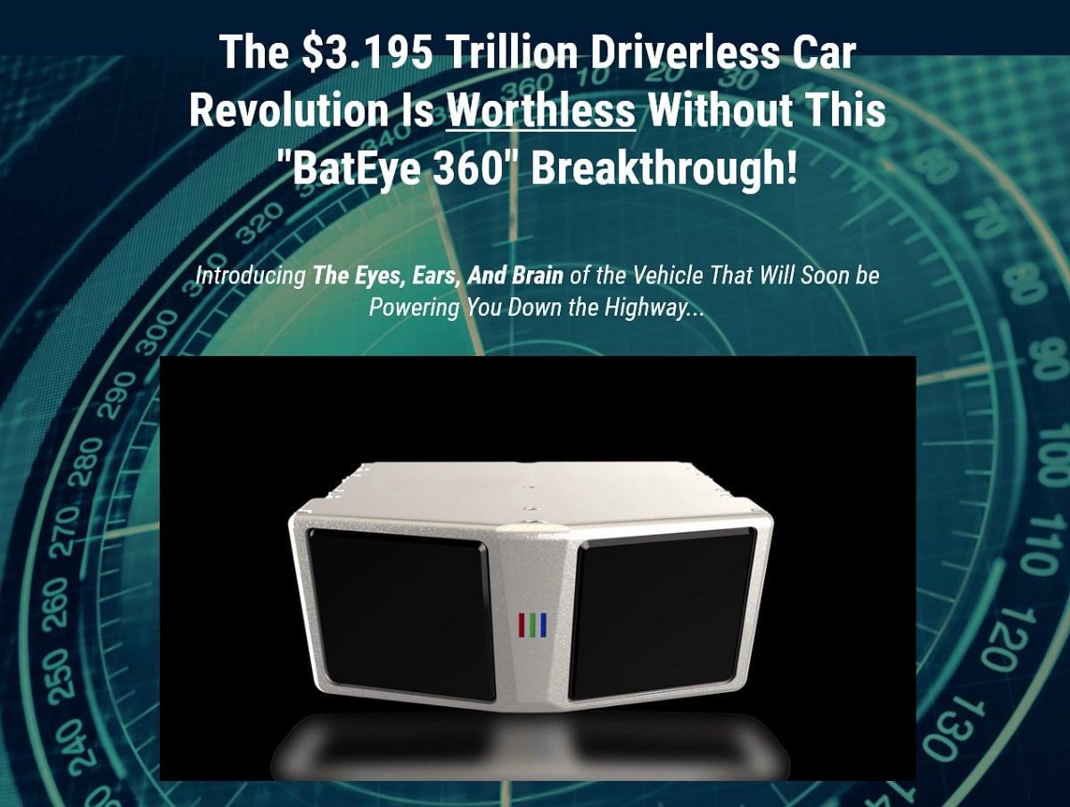 Luke Lango's BatEye 360 Technology
