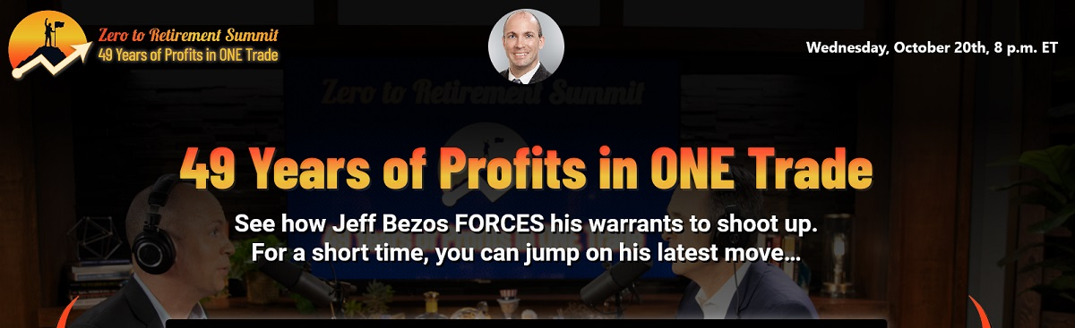 What Is Dave Forest's Zero to Retirement Summit